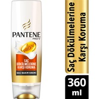 Pantene Saç Bakım Kremi Saç Dökülmelerine Karşı Etkili 360 ml