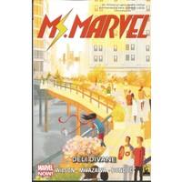 Ms. Marvel - Deli Divane Cilt 3