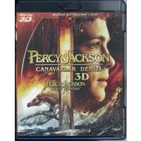 Percy Jackson: Canavarlar Denizi (Percy Jackson Sea Of Monsters) 3D Blu-Ray