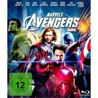 Marvel's The Avengers (Yenilmezler) Blu-Ray