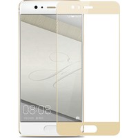 Sonmodashop Huawei P10 Plus 3D Tam Ekran Koruyucu Cam Full Ekran