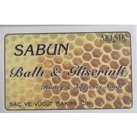 Akışık Argan Yağlı Bitkisel Sabun