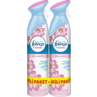 Febreze Hava Ferahlatıcı Sprey Oda Kokusu Bahar Çiçekleri 300 ml 2'li Paket