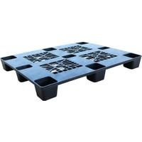 Elite Plast Üzeri Delikli İç İçe Geçebilen Plastik Palet 100x120x13 cm