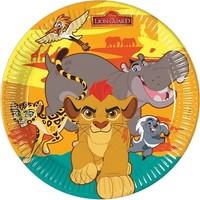 Disney Aslan Kral Partisi Tabağı
