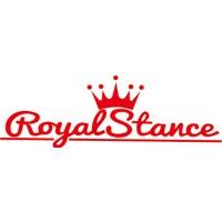 Smoke Royal Stance Sticker