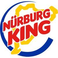 Smoke Nürburg King Sticker