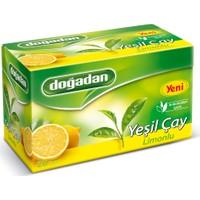 Doğadan Limonlu Yeşil Çay