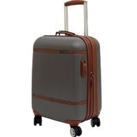 Mçs V209-2 Mçs Gri Bakalit Abs Orta Boy Valiz Bavul