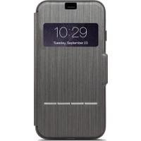 Moshi SenseCover iPhone 8 Plus / 7 Plus Kömür Siyahı Telefon Kılıfı