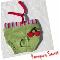 Kemique Cherry Kemique'S Secret Köpek İç Çamaşırı Regl Külot Don