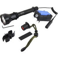 Dialed DL 1002 Çift Pilli Tüfek Lambası AvAlemi Özel Set