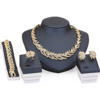 Forentina Altın Kaplama Takı Seti Fr0554