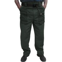 Av Pantolonu-30 104 File Kargo Cepli Düz Renk Pantolon