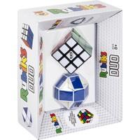 Rubik's Duo Yeni 3 x 3 + New Twist