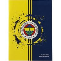 Keskin Color A5 Fenerbahçe Kılavuz Çizgili Güzelyazı Defteri 40 Yap
