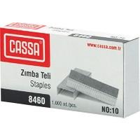 Cassa Zimba Teli No:10 10'lu Paket Beyaz (8460)