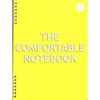Morning Glory 1643 A4 Spiralli The Comfortable Notebook Renk - Sari