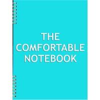 Morning Glory 1643 A4 Spiralli The Comfortable Notebook Renk - Turkuaz