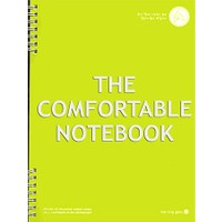 Morning Glory 1643 A4 Spiralli The Comfortable Notebook Renk - Yesil