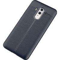 Case 4U Huawei Mate 10 Pro Kılıf Darbeye Dayanıklı Niss Lacivert