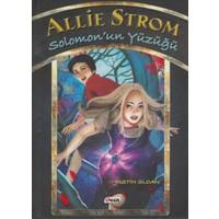 Allie Strom 1:Solomon'un Yüzüğü (Ciltli)