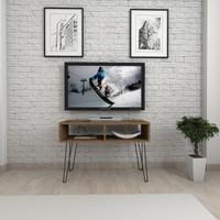 Mars Mobilya Point Ceviz Tv Sehpası