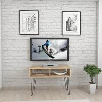 Mars Mobilya Point Meşe Tv Sehpası