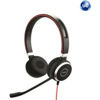 Jabra Evolve 40 DUO USB NC MS Kulaklık