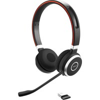 Jabra Evolve 65 Duo USB NC MS Kulaklık