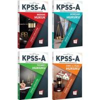 2018 KPSS A Özel Hukuk Konu Anlatım Seti