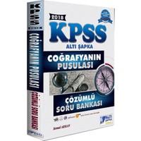 Altı Şapka 2018 KPSS Coğrafyanın Pusulası Soru Bankası Çözümlü