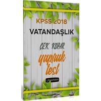 Beyaz Kalem 2018 KPSS Vatandaşlık Çek Kopar Yaprak Test