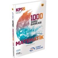 Murat 2018 KPSS Matematik 1000 Soru Bankası Çözümlü