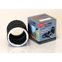 Nikon için Raypro Manuel Makro Uzatma Tüpü Seti