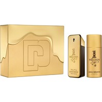 Paco Rabanne One Million 100 Ml Edt Erkek Parfüm Seti