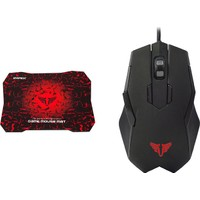 Everest SGM-X77 USB Siyah Oyuncu Mouse Pad ve Oyuncu Mouse