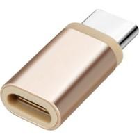 S-link SL-IP53 Micro USB to Type C Çevirici Kablo
