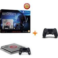 Sony Ps4 Slım 1 Tb Star Wars Battlefront Iı + 2.Kol Sony Eurasıa