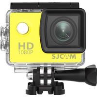 SJCAM SJ4000 Full HD Aksiyon Kamerası - Sarı