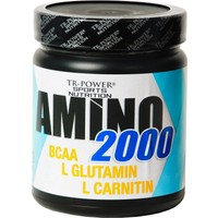 Tr Power Amino 2000 (300 Tablet) Bcaa,l-glutamin,l-carnitine