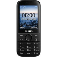 Philips E160 Dual Sim