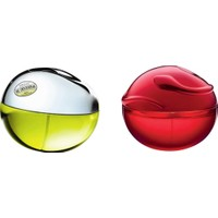 Dkny Be Delicious Edp 30 Ml + Be Tempted Edp 30 Ml Kadın Parfüm Set