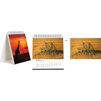 Keskin Color Kartpostal Üçgen Masa Takvim (SD)