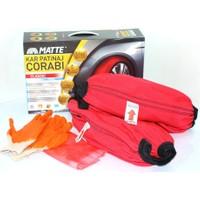 Matte Kar Çorabı® Classic / LARGE 245/45R/17 (Kanada Patentli)