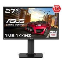 "Asus MG278Q 27"" 1ms (DVI-D+2xHDMI+Display) FreeSync QHD Oyuncu Monitör"