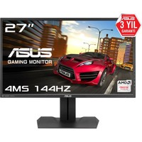 "Asus MG279Q 27"" 4ms (2xHDMI/MHL+Display+mDisplay) FreeSync QHD IPS Oyuncu Monitör"