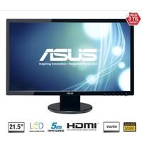 "Asus VE248HR 24"" 1ms (Analog+DVI-D+HDMI) Full HD Oyuncu Monitör"