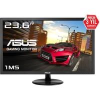 """Asus VP247T 23.6"""" 1ms (Analog+DVI-D) Full HD Monitör"""
