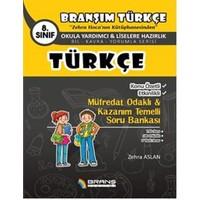 8. Sınıf Türkçe Konu Özetli Etkinlikli Müfredat Odaklı & Kazanım Temelli Soru Bankası